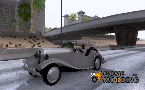 MG Augest for GTA San Andreas