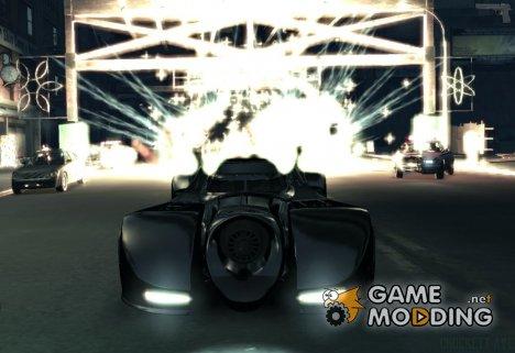 Скрипт Бэтмобиль for GTA 4