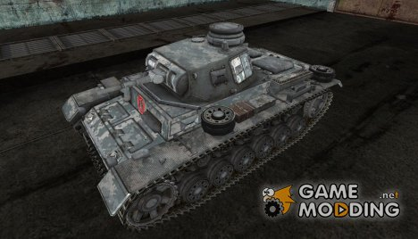 PzKpfw III 07 для World of Tanks