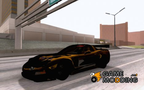 2004 Chevrolet Corvette C5.R Racing для GTA San Andreas