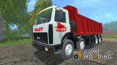 МАЗ 65152 v.2 for Farming Simulator 2015