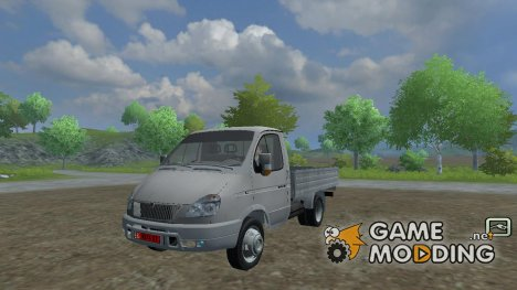 ГАЗ 3302 Multifruit для Farming Simulator 2013