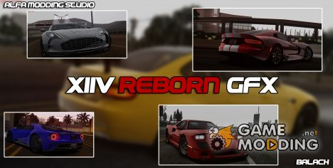 XIIV Reborn GFX for GTA San Andreas