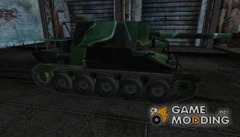 Лучшая шкурка для Lorraine 155 50 для World of Tanks