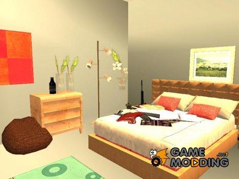 Дом СиДжея 2.0 for GTA San Andreas