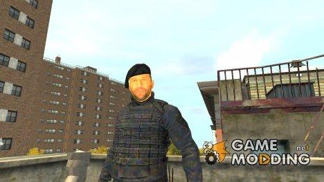 Джейсон Стэтхэм for GTA 4