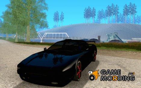 Drift Infernus (beta) для GTA San Andreas