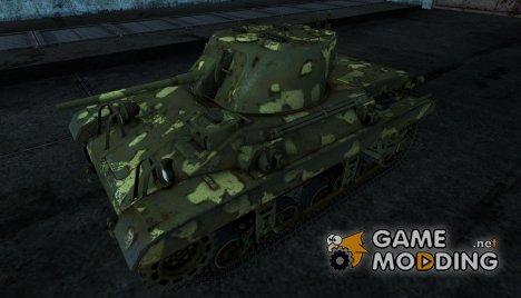 Шкурка для M22 Locust for World of Tanks