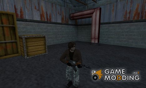 Snake Plissken v2 for Counter-Strike 1.6