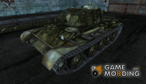 T-44 danzzzeg для World of Tanks