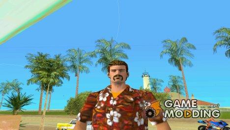 Мужичок с усами для GTA Vice City