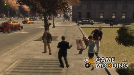 Жесты for GTA 4