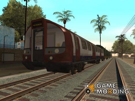 Поезда из игр v.2 for GTA San Andreas