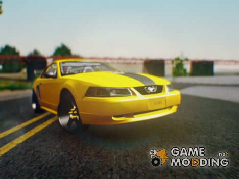 Ford Mustang 2003 Turbo для GTA San Andreas