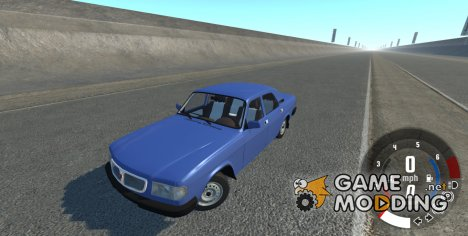 "ГАЗ-3110 ""Волга"" for BeamNG.Drive"
