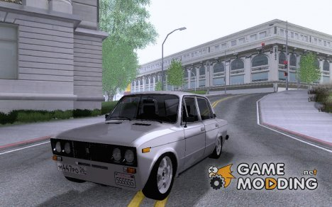 ВАЗ 2106 Пятигорск v2.0 для GTA San Andreas