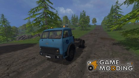 МАЗ 509 для Farming Simulator 2015