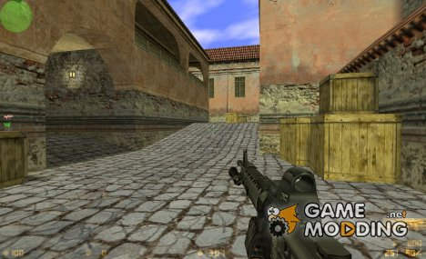Twinke Masta Tactical M16A4 для Counter-Strike 1.6