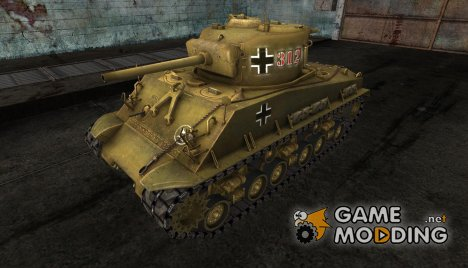 M4A3 Sherman от Steiner for World of Tanks