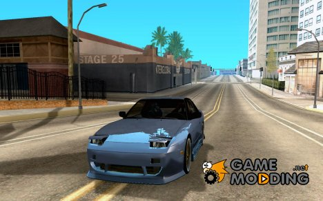Nissan 240sx V1 for GTA San Andreas