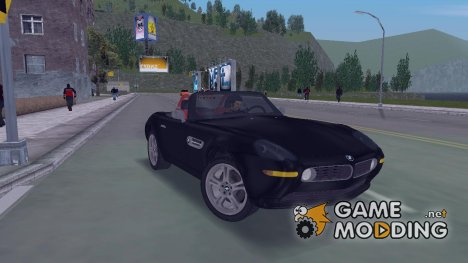 BMW Z8 (E52) for GTA 3