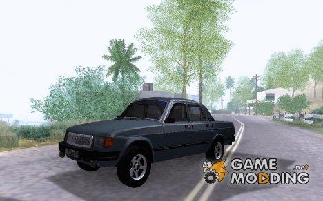 ГАЗ Волга 31029 Sl для GTA San Andreas