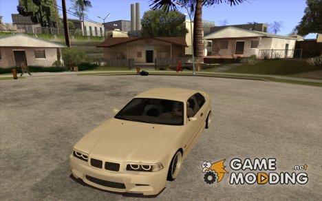 BMW M3 HAMMAN для GTA San Andreas
