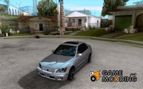 Lexus IS 300 for GTA San Andreas