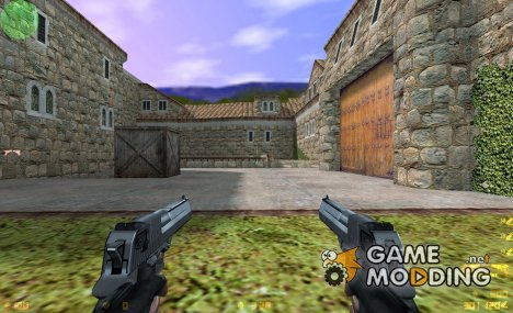 Dual S7OK3 Deagles for Counter-Strike 1.6