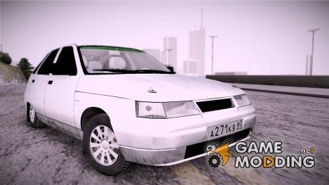 ВАЗ 2112 (beta) для GTA San Andreas