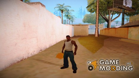 Аптечка Скорой Помощи для GTA San Andreas