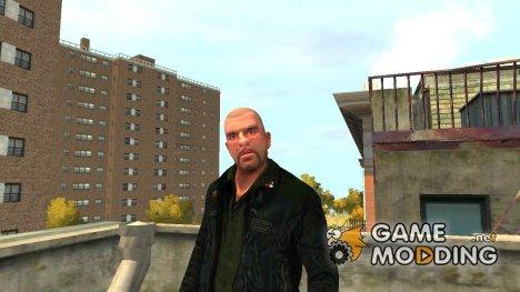Джонни Клебиц из EFLC для GTA 4