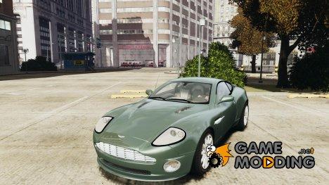 Aston Martin Vanquish S v2.0 без тонировки для GTA 4