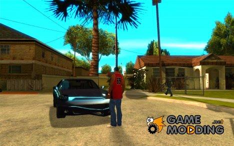 CLEO мод: CJ может чинить машину для GTA San Andreas