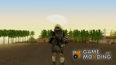 COD MW3 Heavy Commando 2 for GTA San Andreas