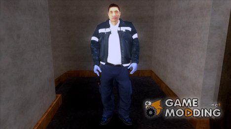 GTA 4 Emergency Ped 9 for GTA San Andreas
