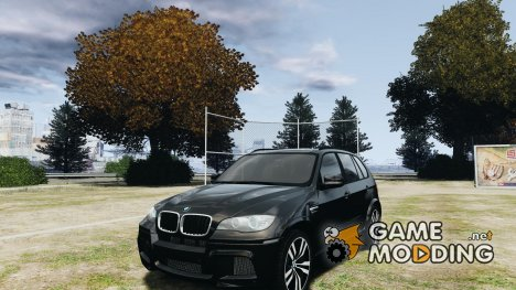 BMW X5 M-Power for GTA 4