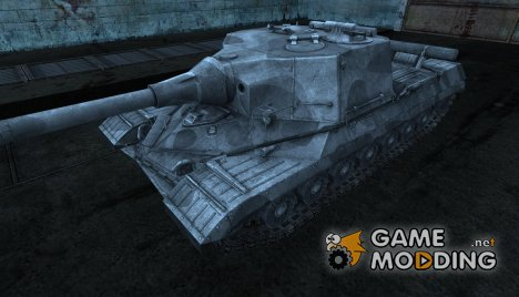 Шкурка на Объект 268 для World of Tanks