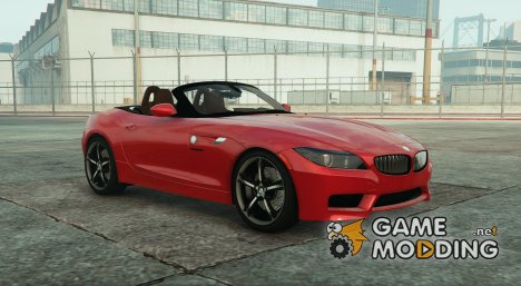 BMW z4i 1.0 for GTA 5