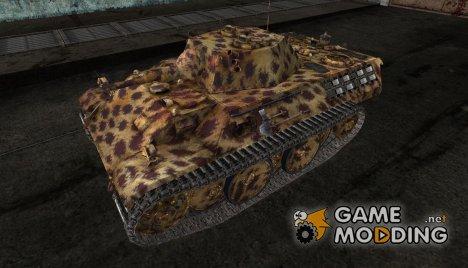 VK1602 Leopard Nebes787 for World of Tanks