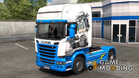 Old Scania Vabis для Scania Streamline for Euro Truck Simulator 2
