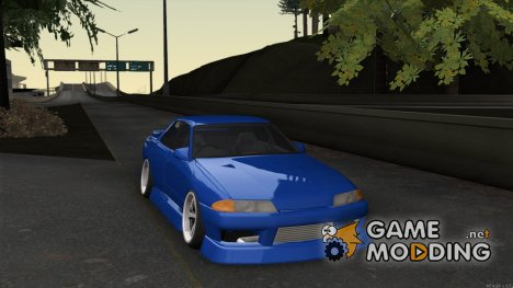 Nissan Skyline R32 Sedan 1992 для GTA San Andreas