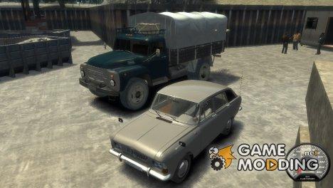 Русское нашествие для GTA 4