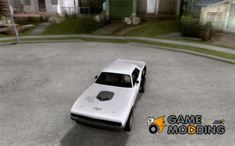 Plymouth Hemi Cuda Rogue for GTA San Andreas