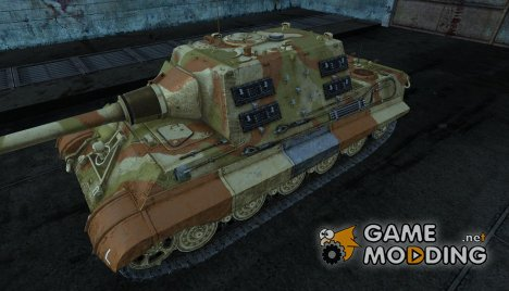 Jagdtiger Da7K for World of Tanks