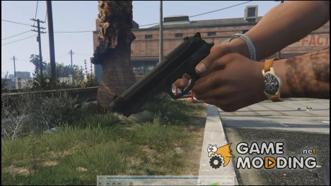 Beretta 92FS 0.1 for GTA 5