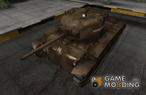Шкурка для T21 for World of Tanks