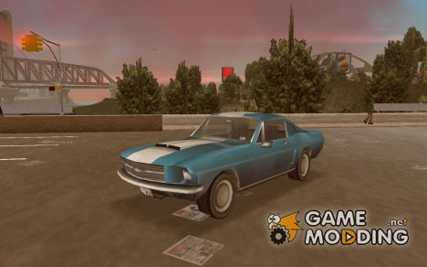 Stank GTA III Style Vehicle для GTA 3