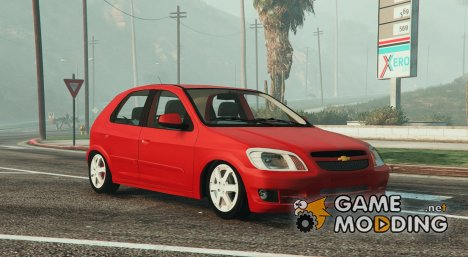 Chevrolet Celta 1.0 for GTA 5