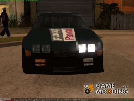 Стробоскопы for GTA San Andreas